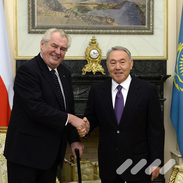 Exhibition EXPO 2017 will be launched in Kazakhstan with the participation of President Zeman